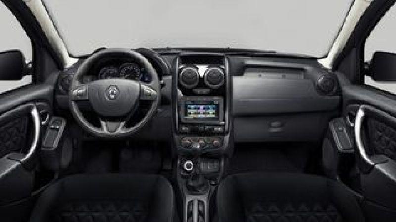 Photo: Renault Duster showroom, source: Renault