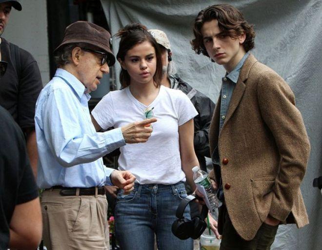 Woody Allen se lâche contre Timothée Chalamet dans ses mémoires
