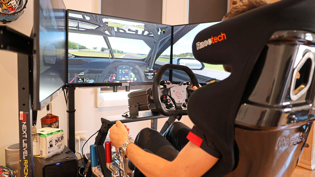 Is now a bad time to buy sim racing gear?