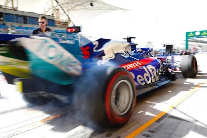 Toro Rosso - Formel 1 - GP Bahrain - 29. März 2019