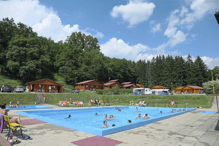 Campingplatz-Tipp in Bojkovice