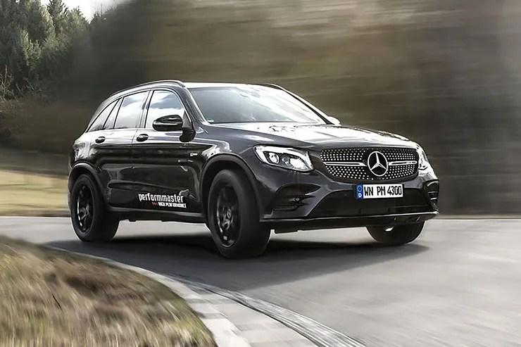 Performmaster Mercedes GLC 43 AMG Tuning Auto Motor Und