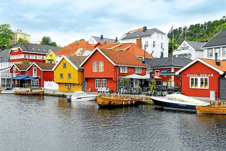 Top 16 Wohnmobil-Stellplätze in Skandinavien