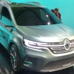Renault Kangoo Z E Concept Studie Gibt Ausblick Auf Neuen Lieferwagen Eurotransport
