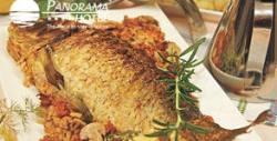 Вземи за вкъщи пълнен шаран, изпечен по традиционна рецепта с ориз и гъби - около 2кг
