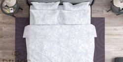 """Единичен или двоен спален комплект от ранфорс """"Лили"""" в 3, 4 или 5 части"""