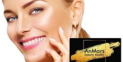 Терапия за лице с хиалурон, стволови клетки или кислород, диамантено дермабразио или почистване с ултразвук