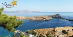Изживей остров Родос! 7 нощувки с възможност за закуски, плюс самолетен билет