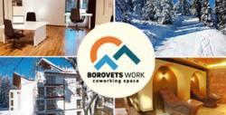 Почивка или Home Office в Боровец! 2, 3, 4 или 5 нощувки със закуски, плюс споделено работно пространство и релакс зона