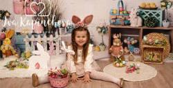 Великденска фотосесия в студио край Пловдив, с 5 или 10 обработени кадъра