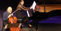 """Концерт с виолончело и пиано - част от цикъла """"Вива ла музика"""" - на 1 Октомври"""