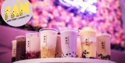 Екзотична напитка от Изтока! Корейски чай Bubble Tea с вкус на манго и тапиока