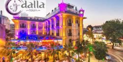 За Нова година в Истанбул! 3 нощувки със закуски в хотел Celal Aga Konagi Hotel & SPA 5*, с възможност за празнична вечеря