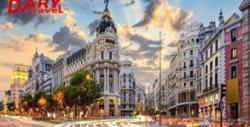Екскурзия до Мадрид с възможност за посещение на Толедо! 3 нощувки със закуски, плюс самолетен транспорт