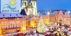 Предколедна екскурзия до Будапеща, Виена и Прага! 5 нощувки със закуски, плюс транспорт