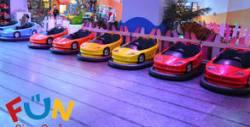 2 часа забавление за малчугана във Fun Ring Park - ползване на атракциони, блъскащи и НЛО колички