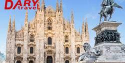 Уикенд в Милано! 2 нощувки със закуски, плюс самолетен транспорт и възможност за посещение на езерата Комо и Лугано