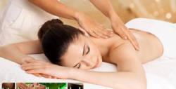 Отпусни се! Лечебен масаж на цяло тяло с коктейл от билки, плюс рефлексотерапия на стъпала, ръце, скалп и лице