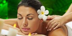 Масаж на цяло тяло с био кокосово масло, плюс масаж на скалп