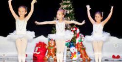 8 посещения на класически балет или модерен танц за деца