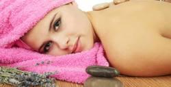 Hot Stone масаж - на гръб или на цяло тяло