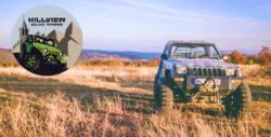 Офроуд разходка за двама с джип Daihatsu в околностите на Велико Търново и Арбанаси