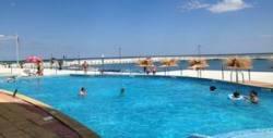 Цяло лято в Поморие! 3, 4 или 5 нощувки, плюс басейн с морска водa и процедури