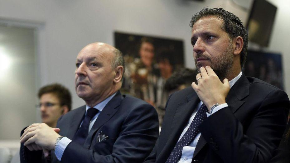 Фабио Паратичи и Беппе Маротта
