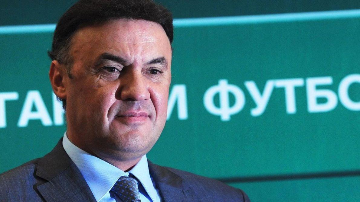 Former keeper Mihaylov re-elected as Bulgarian FA president - Eurosport