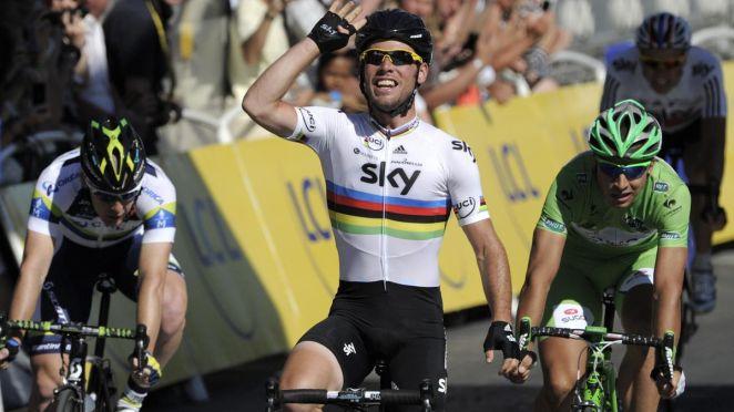 2012 Tour de France Mark Cavendish