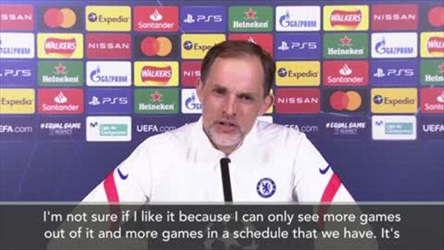 Champions League, Real Madrid vs Chelsea: Thomas Tuchel ...