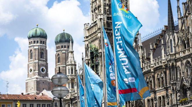 Munich on Euro 2020