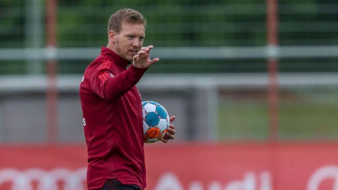 Neu-Bayern-Trainer Julian Nagelsmann setzt auf den zuletzt stark kritisierten Leroy Sané