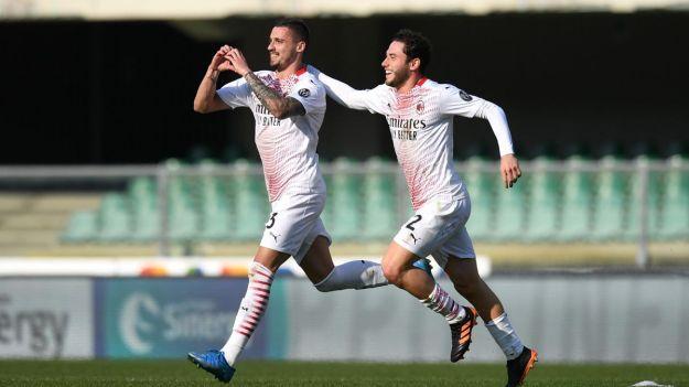 Serie A, Verona-Milan 0-2, le pagelle: Krunic alla Del Piero. Bene Meitè -  Eurosport