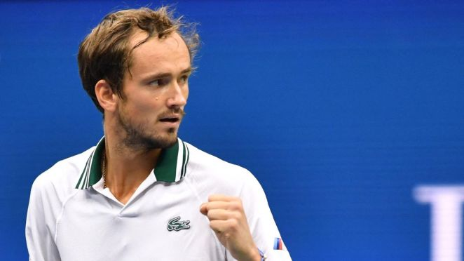 Daniil Medvedev - US Open 2021