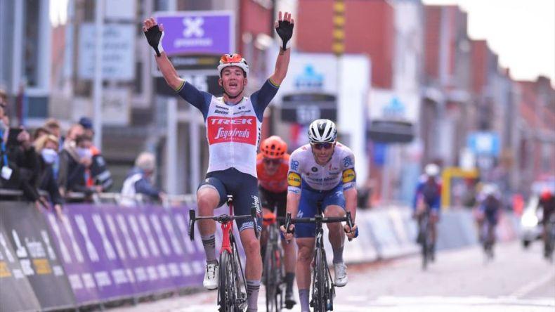 Gent-Wevelgem 2020 - Mads Pedersen conquers cobbles to win Gent-Wevelgem -  Eurosport