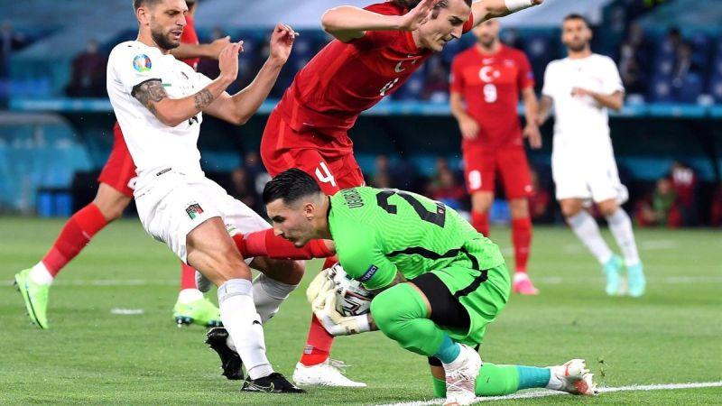 En vivo en directo online Turquía-Italia - Partido inaugural Eurocopa 2021  Hoy 11 junio - Eurosport