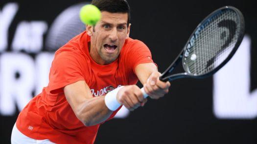 A Day At The Drive Tennis 2021 - Novak Djokovic withdraws ...