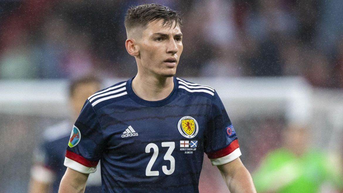 Billy Gilmour to miss Scotland's Group D clash against Croatia at Euro 2020 after  positive Covid-19 test - Eurosport