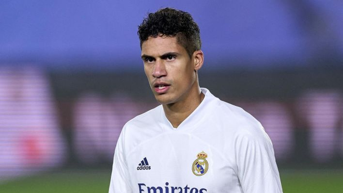 Football news - Manchester United close in on Raphael Varane deal with Real  Madrid - reports - Eurosport
