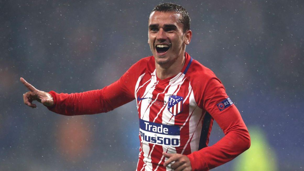El Atlético de Madrid, campeón de la Europa League en la gran noche de Griezmann (0-3) - Eurosport
