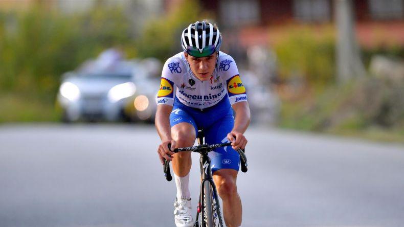 Giro d'Italia 2021 - 'My dream is to be ready' - Remco Evenepoel hopes to  ride despite injury break - Eurosport