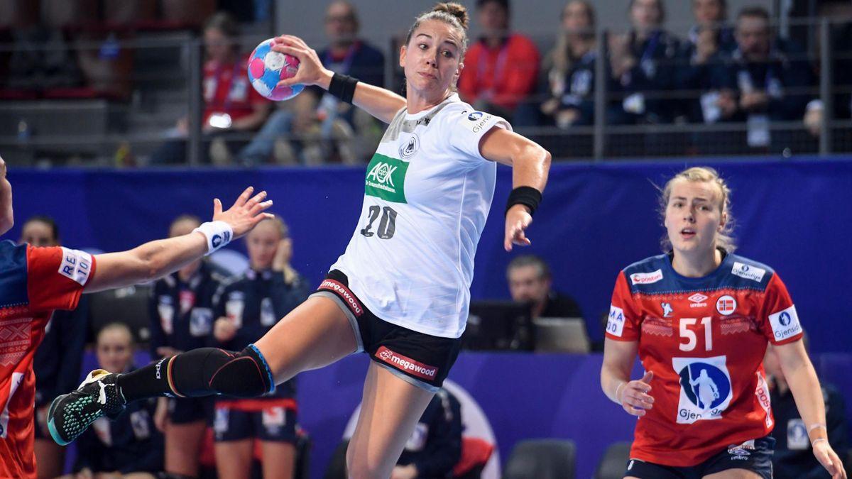 handball em start der dhb frauen