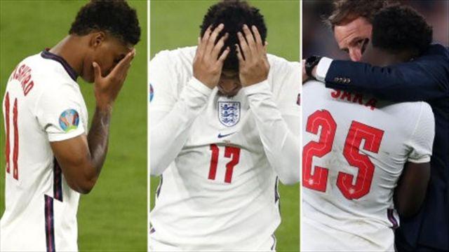 Finale Euro 2020: Rasford, Sancho et Saka victimes de racisme après leurs pénaltys ratés, Claudy Siar dit ses vérités!