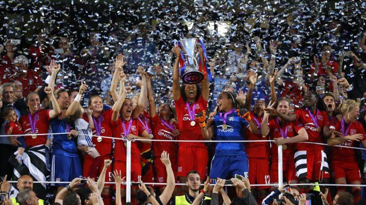 Lyon win Women's Champions League after dramatic shootout ...