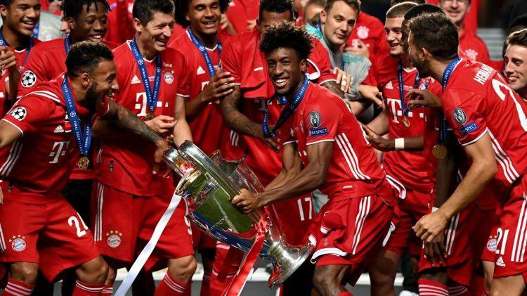 Bayern Munich players lead shortlists for season-ending ...
