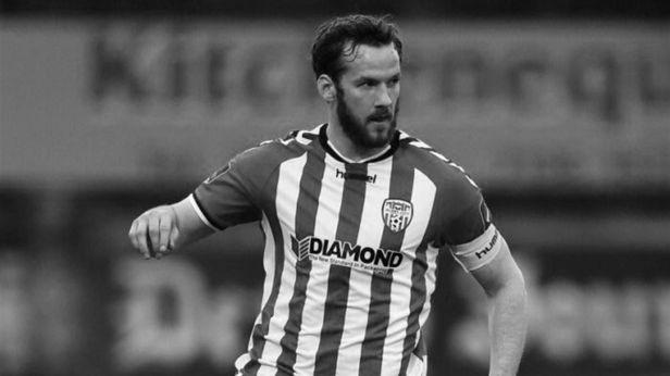 Derry City captain Ryan McBride dies aged 27 - Eurosport