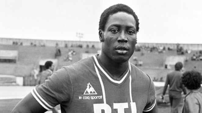 Jean-Pierre Adams, le 26 juillet 1977
