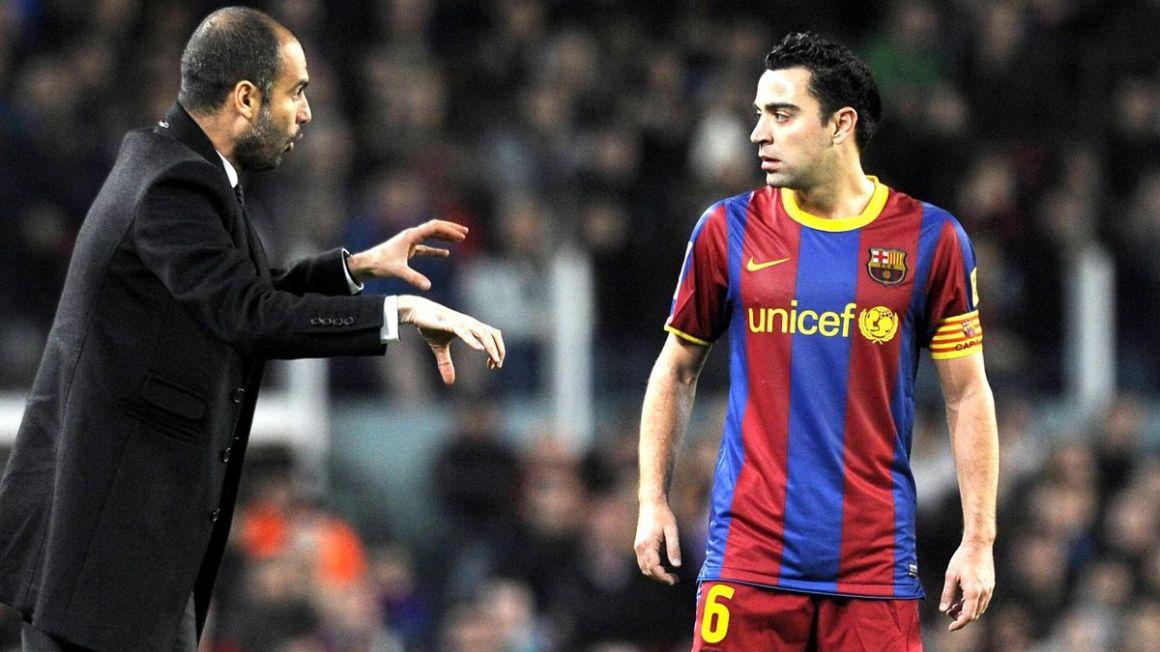 Xavi: Pep Guardiola has always dreamed of the Premier League, will be a 'certain success' - Eurosport