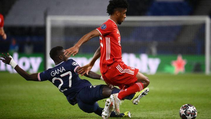 Gueye (PSG) face à Coman (Bayern)